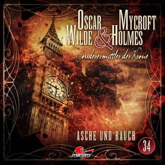 Oscar Wilde & Mycroft Holmes - Folge 34, Audio-CD