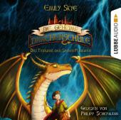 Die geheime Drachenschule - Das Tribunal der Sieben Flammen, 2 Audio-CD