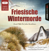 Friesische Wintermorde, 2 Audio-CD,