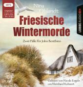 Friesische Wintermorde, 2 Audio-CD, MP3