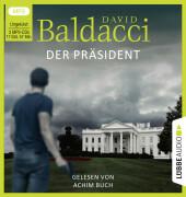 Der Präsident, 3 Audio-CD,