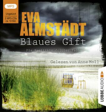 Blaues Gift, 2 Audio-CD, MP3