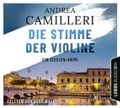 Die Stimme der Violine, 4 Audio-CD