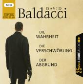 Die Wahrheit / Die Verschwörung / Der Abgrund, 3 Audio-CD,