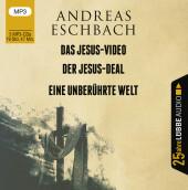 Das Jesus-Video / Der Jesus-Deal / Eine unberührte Welt, 3 Audio-CD,