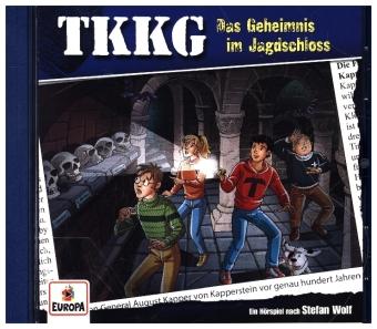 Ein Fall für TKKG - Das Geheimnis im Jagdschloss