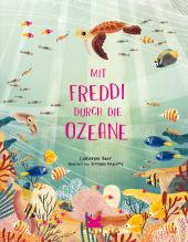 Mit Freddi durch die Ozeane Cover