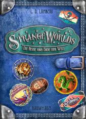 Strangeworlds - Die Reise ans Ende der Welt Cover