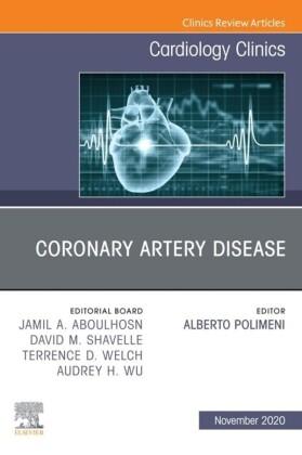 Coronary Artery Disease, An Issue of Cardiology Clinics, E-Book