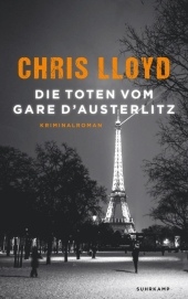 Die Toten vom Gare d'Austerlitz Cover