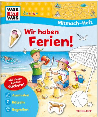 Wir haben Ferien!, Mitmach-Heft