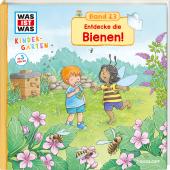 Entdecke die Bienen! Cover