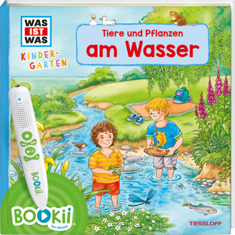 BOOKii® WAS IST WAS Kindergarten Tiere und Pflanzen am Wasser