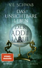 Das unsichtbare Leben der Addie LaRue Cover