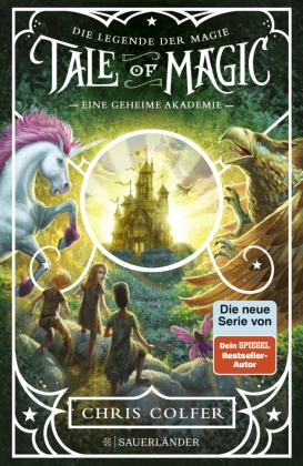 Tale of Magic: Die Legende der Magie - Eine geheime Akademie