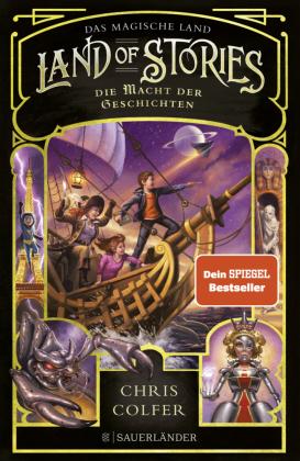 Land of Stories: Das magische Land - Die Macht der Geschichten
