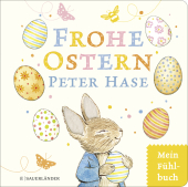 Frohe Ostern, Peter Hase Cover