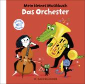 Mein kleines Musikbuch - Das Orchester Cover