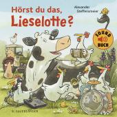Hörst du das, Lieselotte? (Soundbuch) Cover