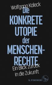 Die konkrete Utopie der Menschenrechte Cover
