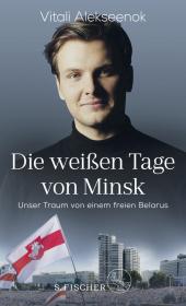 Die weißen Tage von Minsk Cover