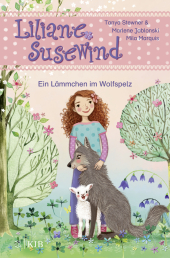 Liliane Susewind - Ein Lämmchen im Wolfspelz Cover
