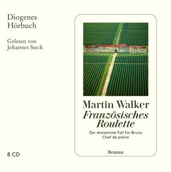 Französisches Roulette, 8 Audio-CD