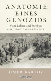 Anatomie eines Genozids Cover