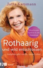 Rothaarig und wild entschlossen!