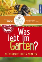 Was lebt im Garten? Kindernaturführer Cover
