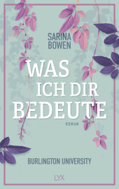Was ich dir bedeute - Burlington University