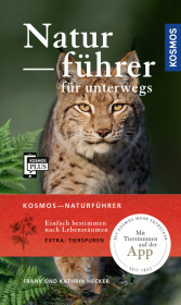 Kosmos-Naturführer für unterwegs Cover
