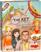 HABA The Key Sabotage im Lucky Lama Land (Kinderspiel)