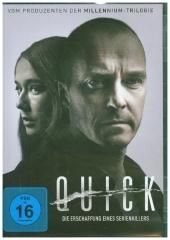 Quick - Die Erschaffung eines Serienkillers, 1 DVD Cover