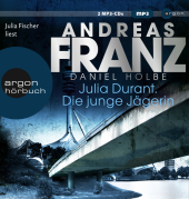 Julia Durant. Die junge Jägerin, 1 Audio-CD, MP3