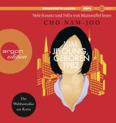 Kim Jiyoung, geboren 1982 Cover