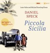 Piccola Sicilia, 2 Audio-CD, MP3