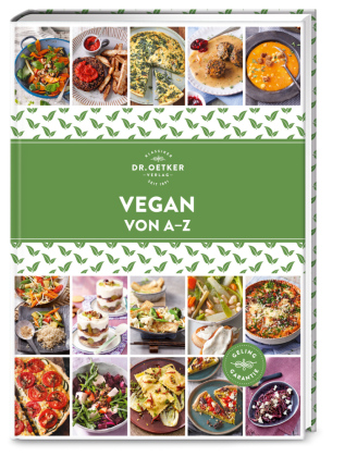 Dr. Oetker Vegan von A-Z, Band 9