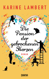 Die Pension der gebrochenen Herzen Cover