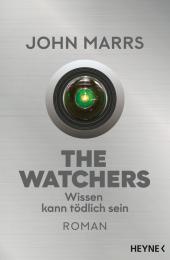 The Watchers - Wissen kann tödlich sein Cover