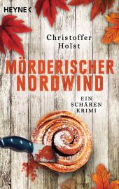 Mörderischer Nordwind Cover