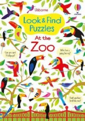 Look and Find At the Zoo