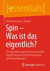Spin - Was ist das eigentlich?