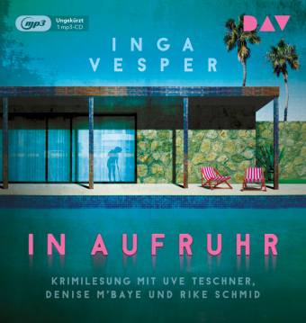 In Aufruhr, 1 Audio-CD, MP3