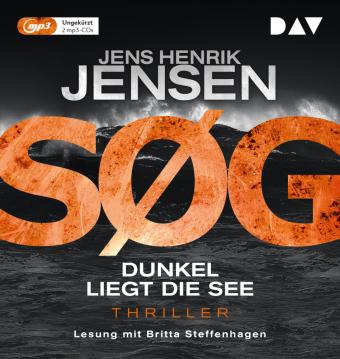 SØG. Dunkel liegt die See, 2 Audio-CD, 2 MP3