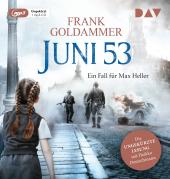 Juni 53. Ein Fall für Max Heller, 1 Audio-CD, MP3