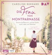 Die Frau von Montparnasse, 1 Audio-CD, 1 MP3