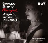 Maigret und der Fall Nahour, 4 Audio-CD