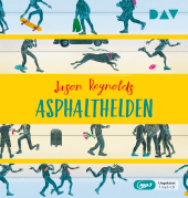 Asphalthelden, 1 Audio-CD, MP3 Cover