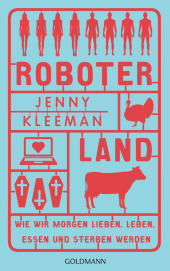Roboterland Cover